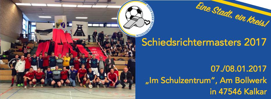 DEKRA-Schiedsrichtermasters 2017