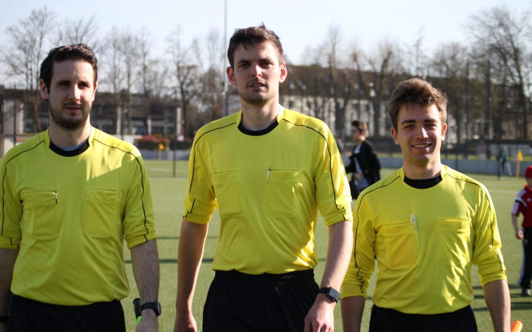 Essener Gespann in der Regionalliga