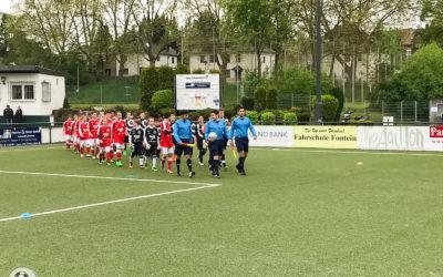 Spitzenspiel in der Landesliga