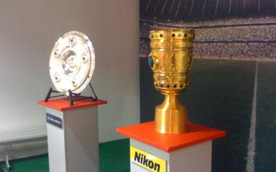 DFB Pokal: Christian Bandurski bei Werder Bremen