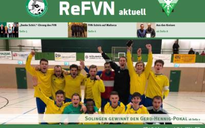 Die aktuelle ReFVN zum Download.