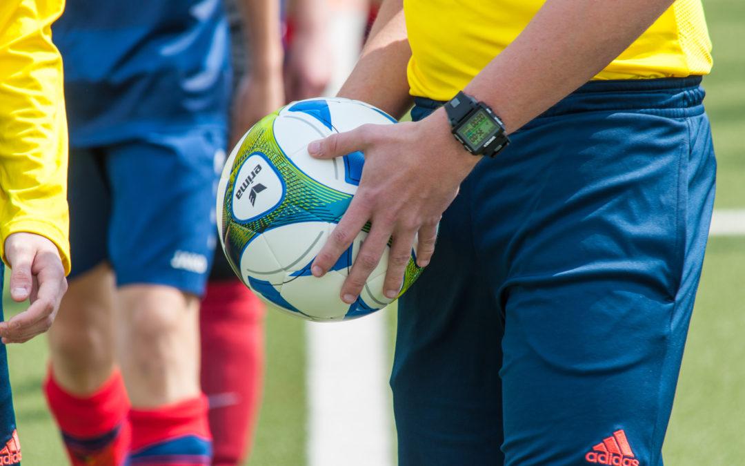 Ein sommerliches und sportliches Fußball-Wochenende steht an