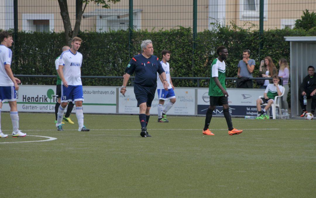 Rückrunde startet im Amateurfußball