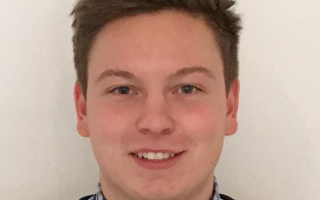 Thibaut Scheer wird neuer Jungschiedsrichter-Referent