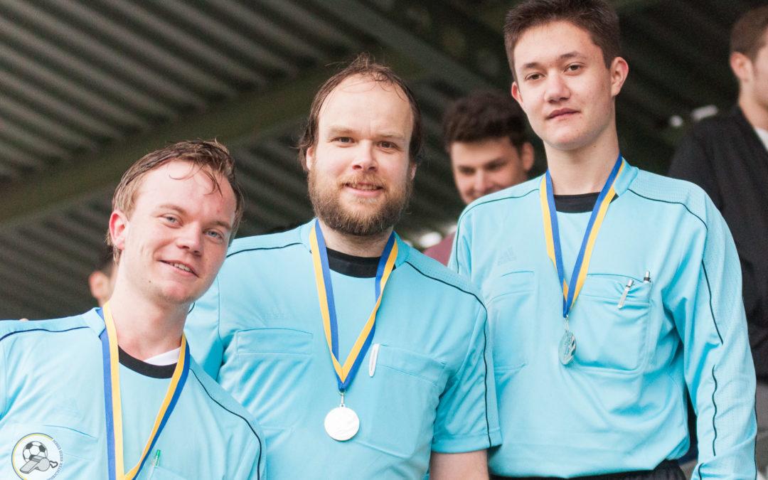 Finaltag im Jugend-Kreispokal