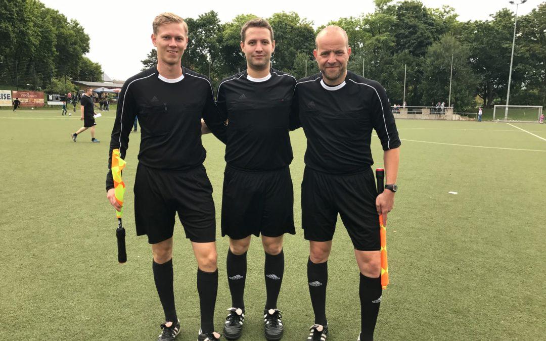 Essener Schiris bis zur Bundesliga – Die Spieltagsvorschau