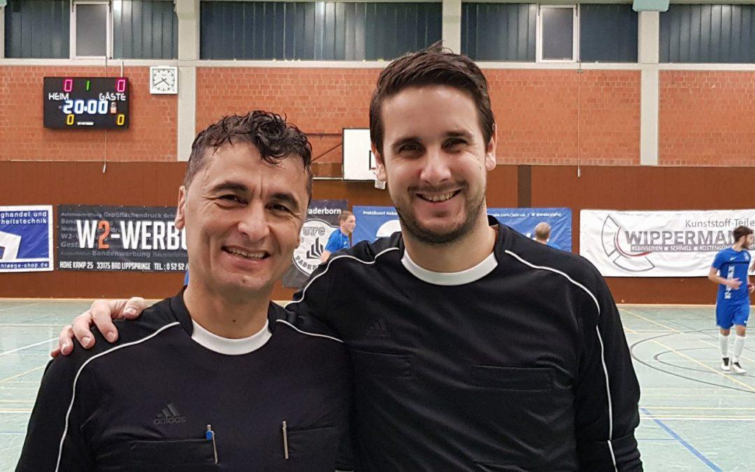 Spitzenspiel in der Futsal-Regionalliga