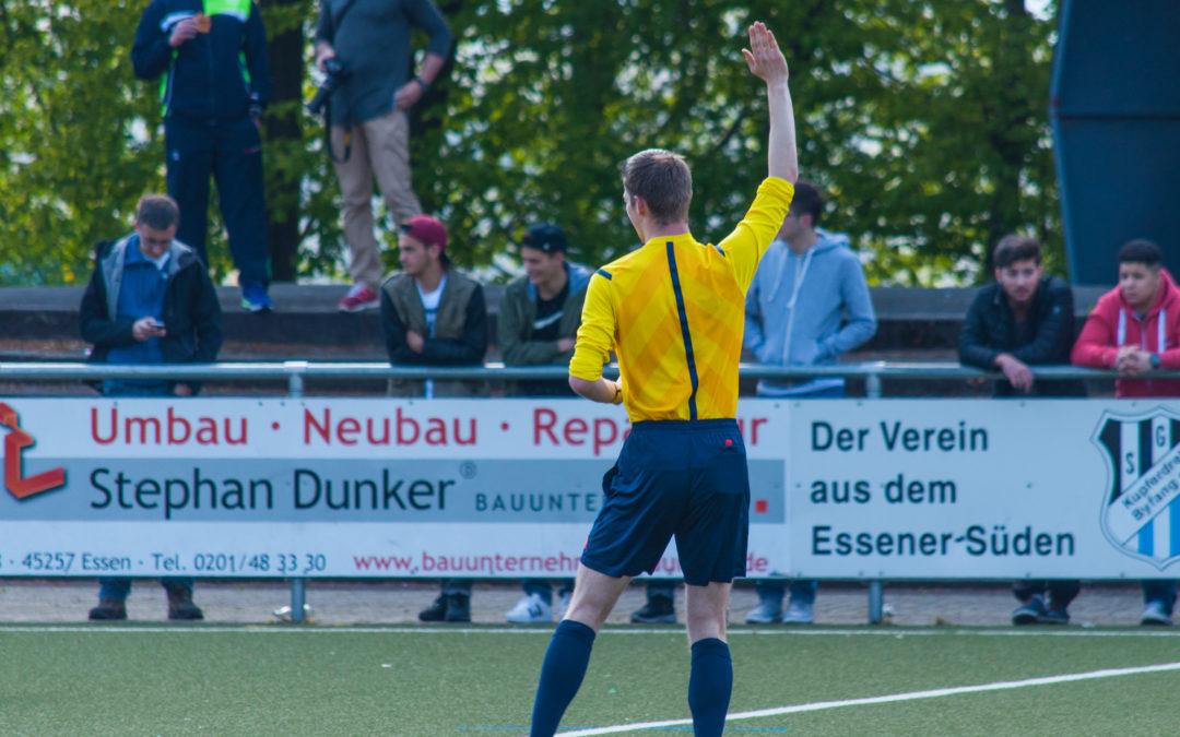 DFB-Assistenten im Einsatz