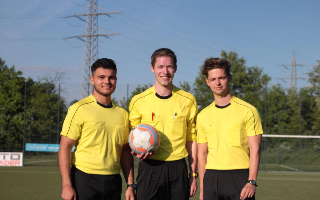 Regionalliga und Niederrheinpokal bei sommerlichen Temperaturen