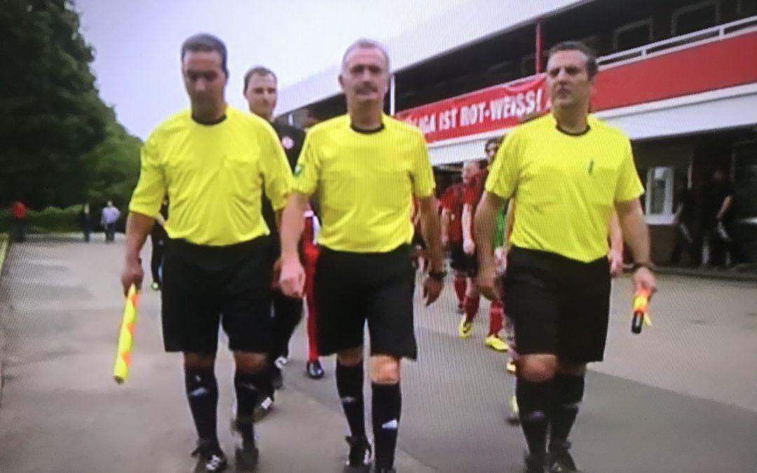 Drei Männer für die Kreisliga