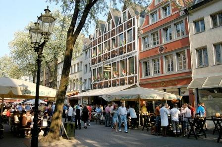 Altstadt-Tour in Düsseldorf – am 21. September