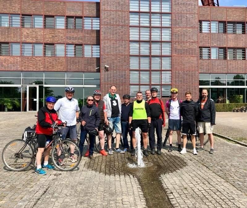 Fahrradtour am 29. Juni
