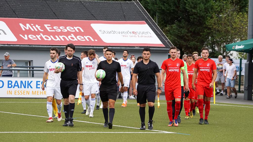 Finale beim Preußen Cup