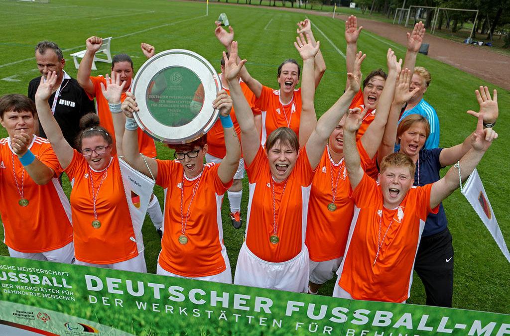 Essener bei Deutscher Meisterschaft
